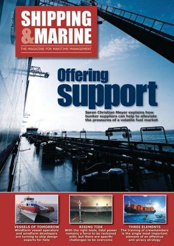 to read Maritime Security Focus 2012 - Sami