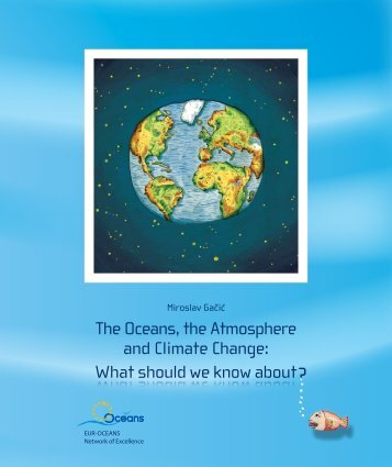 The Oceans, the Atmosphere and Climate Change ... - EUR-Oceans