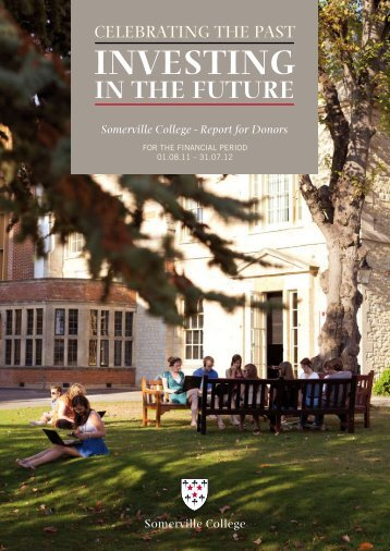 InvestIng - Somerville College - University of Oxford