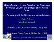 Philip (Chris) Reid - World Ocean Council