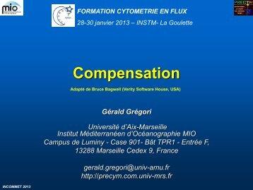 compensation - incommet