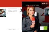 invisity Brochure Studio EN - Phonak Communications