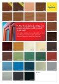 Bezkonkurenční výběr barev a dekorů dřeva! - Page 2