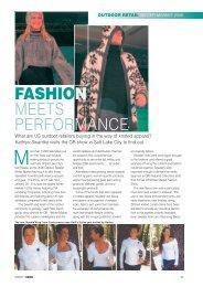 fashion meets performance - FabricLink
