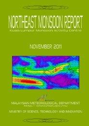 Kuala Lumpur Monsoon Activity Centre November 2011