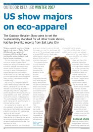 Aiming To Set The Sustainability Standard For Trade ... - FabricLink