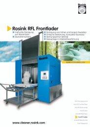 Rosink RFL Frontlader