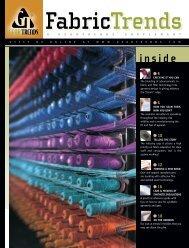 Seamless Knits - Summer '04 GearTrends - FabricLink