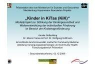 Kinder in Kitas (Kik) - Landesvereinigung für Gesundheitsförderung ...