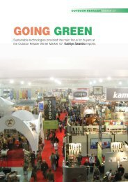 Sustainable Technologies Provide Main Focus for ... - FabricLink