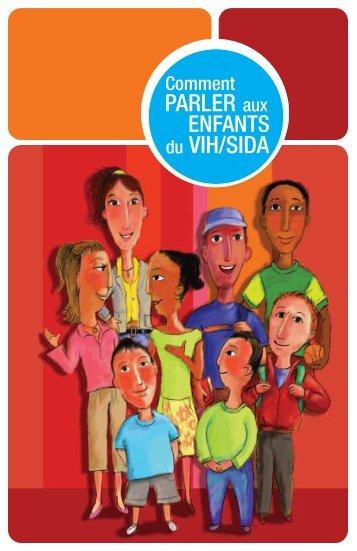 Comment parler aux enfants du VIH/sida