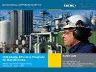 Sandy Glatt - National Association of State Energy Officials