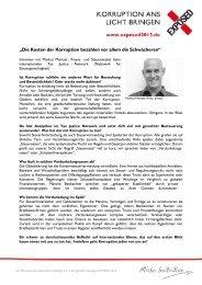 Interview mit Markus Meinzer: