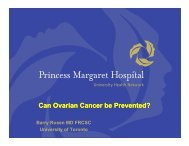 Can Ovarian Cancer be Prevented? - Imedex