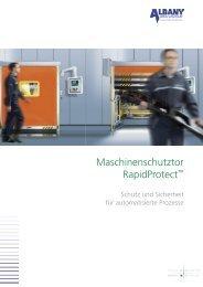 D - Maschinenschutztore_ 64 05 R 0638_ 27.09.05.indd - Schweizer ...