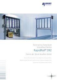 RapidRoll 392 Indesign 64 05 R 0628_01.08.05.indd - Schweizer ...