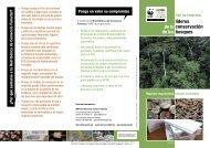 Red Ibérica de Comercio Forestal - WWF