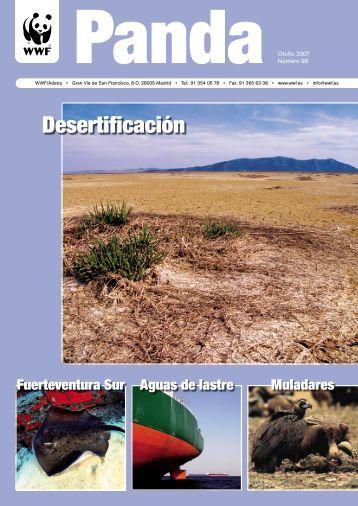 Desertificación - WWF
