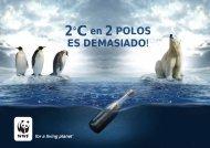 2°C en 2 POLOS ES DEMASIADO! - WWF