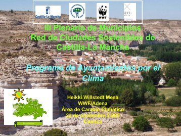 La Mancha - WWF