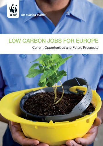 Low carbon Jobs for EuropE - WWF