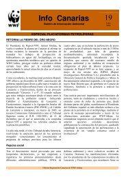 Info Canarias 19 - WWF