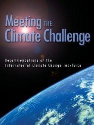 International Climate Change Taskforce - Greenhouse Development ...