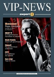 Expert - VIP NEWS - Pepe Lienhard und Orchester