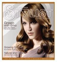 0309 CA Stylist.indd - Stylist  and Salon Newspapers