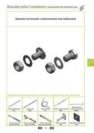 elementy skrętne - Baks