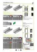 Kabelrinnen - Baks - Seite 2