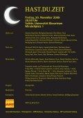 NACHT DER KOMPONISTINNEN UND KOMPONISTEN 2009 - IGNM - Seite 2