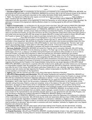 Clatsop County Listing Agreement.pdf - Oregon Homes For Sale By ...