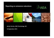 Why report? - International Partnership on Mitigation and MRV