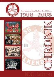 100 Jahre - SG Falkendiek 08