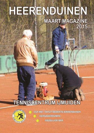 Clubblad maart 2015