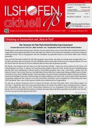 Ausgabe 7-8/2012 - Gewerbeverein Ilshofen eV / Startseite