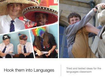 Hook them into Languages_Presentation TLAB2015
