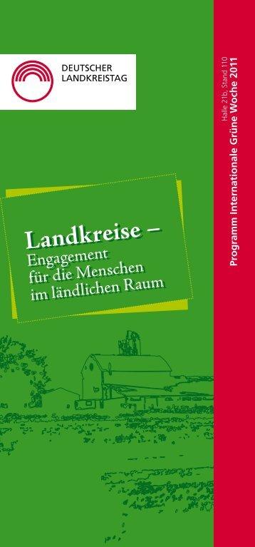 Programm Deutscher Landkreistag IGW - Guide4Blind