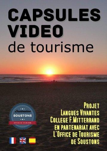 Capsules Vidéo de Tourisme - DP