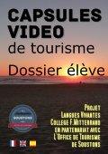 Capsules Vidéo de Tourisme - DP - Page 3