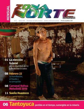 Revista Marzo