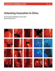 Unlocking innovation in China - FinFacts