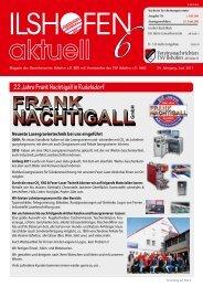 22 Jahre Frank Nachtigall in Rudelsdorf - Gewerbeverein Ilshofen ...