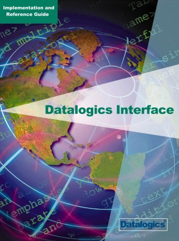 DLI Implementation and Reference Guide - Datalogics