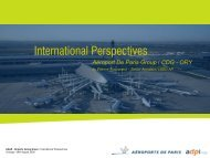 International Perspectives - Airports Going Green