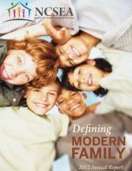 Annual Report - National Child Support Enforcement Association