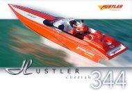 Impa Hustler 344 - Funboats