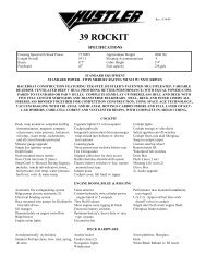 39 ROCKIT - Funboats