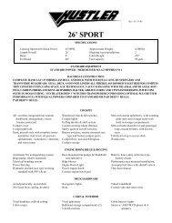 26 SPORT Standard - Funboats